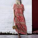 Недорогие Настенные часы-женское платье макси майка красное м л xl xxl