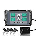 tanie OBD-system monitorowania ciśnienia w oponach samochodu tpms android nawigacja ciśnienia w oponach bezprzewodowy monitor wbudowany czujnik ciśnienia w oponach