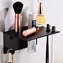 זול מחזיק מברשות שיניים-מחזיק למברשת שיניים יצירתי Fun & Whimsical אלומיניום 1pc - חדר אמבטיה / אמבטיה מותקן על הקיר