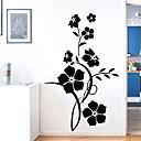 זול מתלים לחלוק-פרחים רומנטי מדבקות קיר - מילים& amp ציטוטים מדבקות קיר / מדבקות קיר מדף תווים חדר לימוד / משרד / חדר אוכל / מטבח