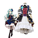 abordables Disfraces de Anime-Inspirado por Cosplay Cosplay Animé Disfraces de cosplay Trajes Cosplay Otros Manga Larga N / A / Pañuelo / Chalecos Para Unisex