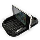 זול אירגוניות לרכב-מחזיק טלפון נייד ניווט לרכב טלפון נייד נגד החלקה