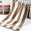 זול מגבת רחצה-איכות מעולה מגבת רחצה, גיאומטרי תערובת כותנה / פשתן 1 pcs