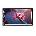 Недорогие DVD плееры для авто-7 дюймовый Автомобильный MP5-плеер Сенсорный экран для Универсальный Поддержка AVI / MOV / MPE MP3 / WMA / WAV JPG