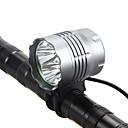 זול פנסי אופניים-LED פנסי אופניים פנס קדמי לאופניים פנס LED רכיבת הרים רכיבת אופניים עמיד במים נייד סופר מואר 18650 3600 lm סוללות נטענות 110-240V 18650 לבן מחנאות / צעידות / טיולי מערות רכיבה על אופניים