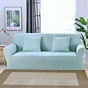 זול כיסויים-אור כחול עמיד רך גבוה למתוח slipcovers הספה לכסות לשטוף את הספנדקס הספה מכסה