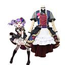 halpa Anime-asut-Innoittamana Cosplay Cosplay Anime Cosplay-asut Cosplay Puvut Muuta Pitkähihainen N / A / Solmio / Liivi Käyttötarkoitus Unisex