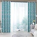 halpa Ikkunoiden verhot-Nykyaikainen One Panel Verho Makuuhuone   Curtains