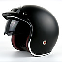povoljno Sigurnost-Polu-kaciga Odrasli Uniseks Motocikl Kaciga Jednostavan dressing / Najbolja kvaliteta