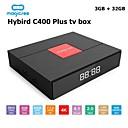 billige TV-bokser-MAGICSEETV BOX C400 PLUS Android 7.1 Amlogic S912 3GB 32GB Octa Core