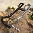 halpa Jarrut-Ohjaustanko / Road Bike -ohjaustanko Maantiepyörä / Fiksipyörä Käytettävä Alumiini 6061 Musta / Hopea