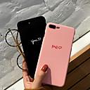 halpa iPhone kotelot-Etui Käyttötarkoitus Apple iPhone XS / iPhone XR / iPhone XS Max Himmeä Takakuori Sana / lause Kova PC