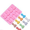 halpa Leivontavälineet-1kpl silikageeli 3D jää Suklaa Jää for Cake Leivontatarvikkeet Bakeware-työkalut