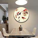 povoljno Slavine za umivaonik-Uokvireno platno Printevi - Sažetak Pejzaž Drvo Sketch Wall Art