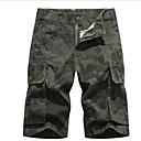 cheap Novelty Toys-Men's Basic Slim Sweatpants Pants - Patterned Green Light Green Army Green L XL XXL