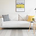 halpa Irtopäälliset-sohva tyyny Moderni Lankavärjätty 100% puuvilla slipcovers