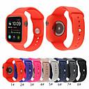 זול חכמים wristbands-smartwatch הלהקה עבור סדרת Apple לצפות 4/3/2/1 תפוח ספורט הלהקה סיליקון רצועה רצועת יד רכה