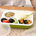 זול אוהד-1pc אחסון מזון פלסטיק Creative מטבח גאדג'ט עבור כלי בישול