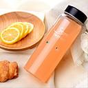 זול כלי שתייה-drinkware כוס שטיפה זכוכית אנימציה יום יומי\קז'ואל