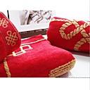 זול מגבת רחצה-איכות מעולה מגבת רחצה, גיאומטרי כותנה טהורה חדר אמבטיה 1 pcs