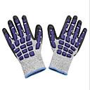 זול ביטחון אישי-כפפות בטיחות for בטיחות במקום העבודה אנטי גזירה 0.2 kg