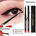 hesapli Göz Kalemi-Dnm su geçirmez ve ter geçirmez uzun ömürlü solmaz ücretsiz büyük göz makyaj eyeliner jel kalem jel kalem acemi favori