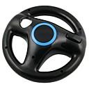 זול כיסויים להגה-גלגל ההגה שחור חדש עבור wii מריו קארט מירוץ המשחק