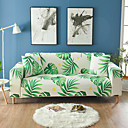 זול כיסויים-ספה לכסות עלים מתיחה גבוהה מודפס קומבינטורית רכה פוליאסטר slipcovers