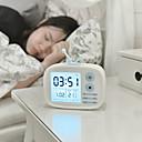 זול שעונים מעוררים-שעון מעורר דיגיטלי ABS דרגה A LED 1 pcs