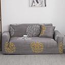 זול חפצים דקורטיביים-כיסוי ספה רומנטי חוט צבוע תערובת כותנה\פוליאסטר כיסויים