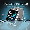 זול קפה ותה-srq3 חכם שעון קצב הלב pedometer כושר גשש צמיד החיים waterproof דינמי דם חמצן הלחץ שעון חכם