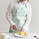 halpa Keittiön siivoustarvikkeet-Keittiö Siivoustarvikkeet Oxford-kangas Aprons Vedenkestävä Tahranesto-käsittely 1kpl