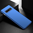 זול מערכות צפיה ולדלת-אולטרה טביעת אצבע דק במיוחד מינימליסטי קשה למחשב מקרה במקרה של Samsung גלקסי s10 / גלקסיה s10 פלוס / גלקסיה s10 דואר / גלקסיה s10 5g