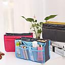 זול נוחות בנסיעות-תיק טיולים\נסיעות / ארנק לטיולים\נסיעות / פיקניק תיק רב תכליתי / נייד / יום יומי ל קרם ידיים / הברקת ציפורניים / מזוודה טרילן / רשת / polyster 0.2 cm יוניסקס מחנאות וטיולים / אגבי / פעילות חוץ