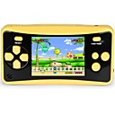 cheap Game Consoles-QS-4 Portable handheld Game Console for Children Arcade System Game Consoles Video Game Player with 2.5 Color LCD and 182 Classic Retro Games Built-in Great Birthday Gift for Kids