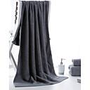 זול מגבות מקלחת-איכות מעולה מגבת אמבטיה, אחיד כותנה טהורה 1 pcs