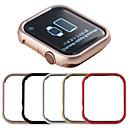 זול אביזרי אדים-מגן עבור Apple Apple Watch Series 4 / Apple Watch Series 4/3/2/1 / Apple Watch Series 3 מתכת Apple