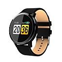 זול חכמים wristbands-Q8 חכם לצפות oled צבע מסך גברים אופנה כושר גשש קצב הלב לחץ דם חמצן