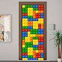 halpa Seinätarrat-Koriste-seinätarrat - 3D-seinätarrat 3D Sisällä