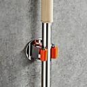 hesapli Tuvalet Fırçası Tutacakları-Tuvalet Fırçası Tutacağı Yaratıcı Modern Paslanmaz Çelik / Demir 1pc - Banyo Duvara Monte Edilmiş
