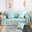 זול כיסויים-כיסוי ספה פרחוני / צבעים מרובים / עכשווי הדפסה תגובתית / ז'אקארד או הדפס / מרופד פוליאסטר כיסויים