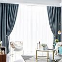 billige Trykk-Personvern To paneler Gardin Stue   Curtains