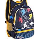 זול נעלי ילדים אתלטי-קיבולת גבוהה ניילון רוכסן תיק לבית הספר יומי פוקסיה / כחול סקיי / כחול ים / בנות