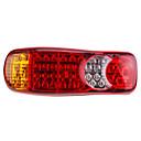 halpa Auton takavalot-1pcs Moottoripyörä / Auto Lamput LED Takavalot / Varoitusvalot Käyttötarkoitus Moottoripyörät / Universaali
