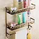 זול מדפי מקלחת-צדף לחדר האמבטיה יצירתי עכשווי פליז 1pc - חדר אמבטיה מותקן על הקיר