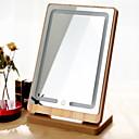 זול קישוטים לטקס-מראה יצירתי / מודרני, חדשני מודרני זכוכית / פלסטי 1pc מראת איפור