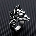 povoljno Torbe preko ramena-Muškarci Band Ring 1pc Zlato Srebro Tikovina Drevni Egipt Party Dnevno Jewelry Klasičan dragocjen