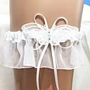 hesapli Düğün Mendilleri-alaşım / Terylene Modern Çağdaş Düğün tokmak İle Taşlı / Fiyonk / Kristaller / Yapay Elmaslar Jartiyerler Düğün Partisi