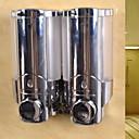 hesapli Soap Dispensers-Sıvı Sabunluk Yeni Dizayn / Havalı Çağdaş Plastikler 1pc Duvara Monte Edilmiş