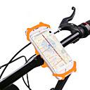 זול מרכבים ומעמדים-מתקן טלפון לאופניים מסתובב360מעלות ל אופני כביש אופני הרים אופניים מתקפלים סיליקון X iPhone XS iPhone XR iPhone רכיבת אופניים שחור כתום ירוק
